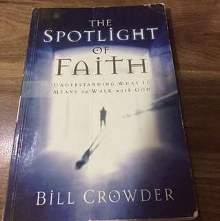 Christian Books The spotlight of faith