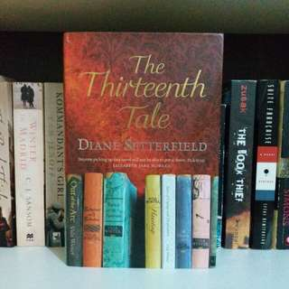 The Thirteenth Tale by Diana Setterfield