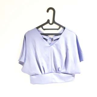 REPRICE! Ring Cropped Top