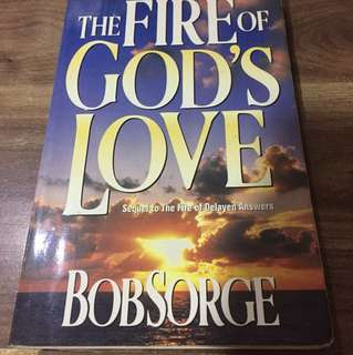 Christian Books The Fire of God's love