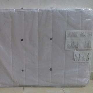 Ikea baby cot mattress