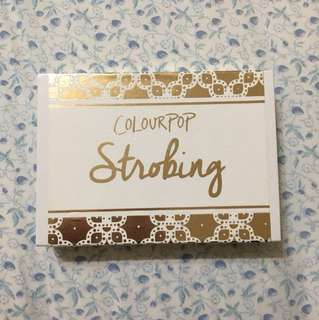 UNUSED AUTHENTIC Colourpop Limited Edition Strobing Kit