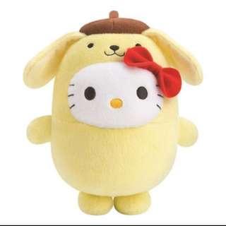 🆕McDonald's x Sanrio Hello Kitty Bubbly (Pompompurin布甸狗)