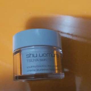 Brand new moisturiser from Shu Uemura (Tsuya Skin)