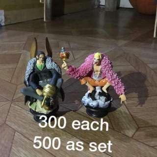 One Piece Authentic Figures (Collectibles)