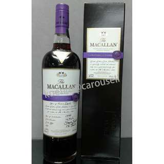 Macallan Easter Elchies Cask Selection 2011 / 麥卡倫單一麥芽威士忌原酒