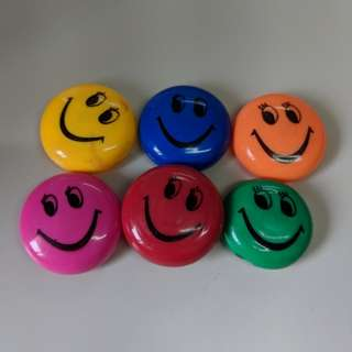 Smiley colour Magnets