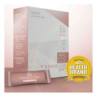 Tremella-Dx Japan Enzyme Nite Perfect Body Figure Drink
