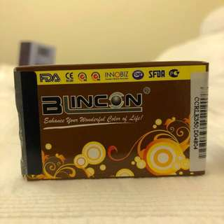 Blincon Monthly Contact Lens