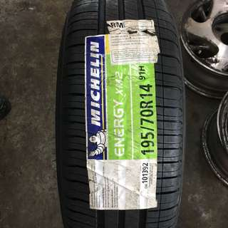 195/70/14 XM2 Michelin Tyre