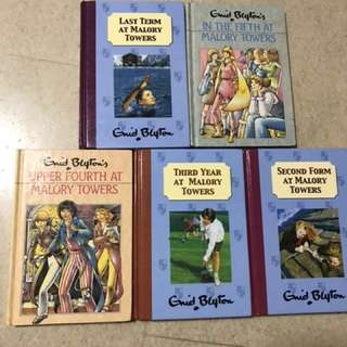 Enid Blyton assorted books (17 books for $22 only)!!