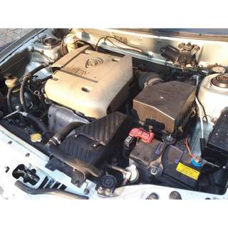 Proton Waja 1.6 Lady used private owner