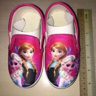 ❄️ Frozen Shoes ~ Elsa & Anna ❄️
