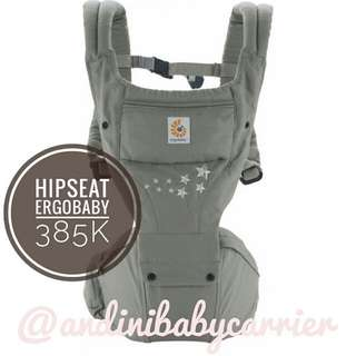 Hipseat ergobaby Galaxy grey