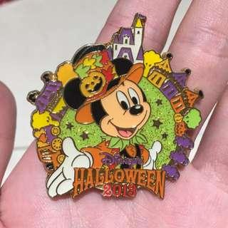 Disney Mickey Halloween pin