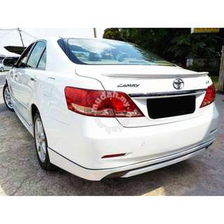 Toyota Camry 2.4 (A)VVTI HIGH SPEC FULL TRD BODYKIT