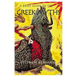 🚚 A Brief Guide to the Greek Myths