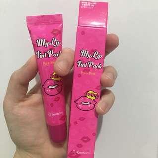 Berrisom my lip tint pack pure pink