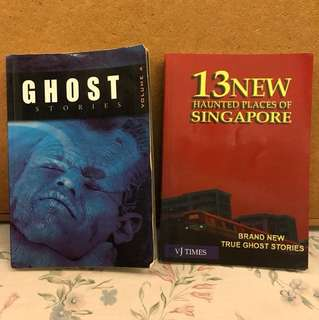 Ghost stories for 2