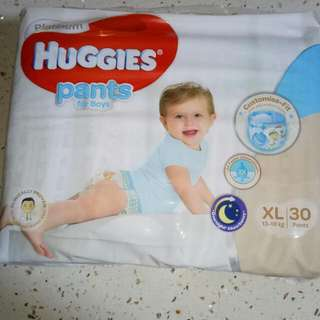 Huggies Platinum (pants For Boys)