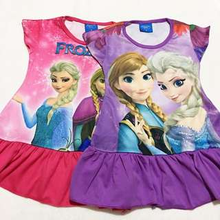 Frozen Apparel Fever