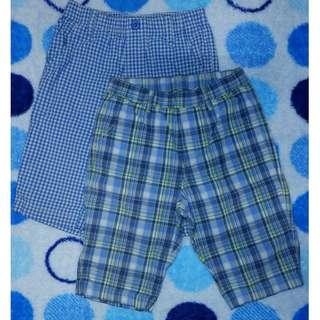 REPRICED | Uniqlo Boy's Shorts Bundle