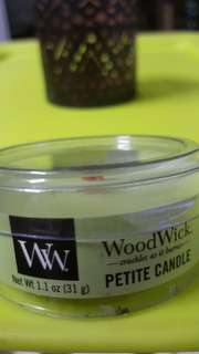 WoodWich Petite Candle ( Willow )