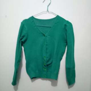 Knit Sweater rajut cardigan