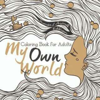 My own world - coloring books