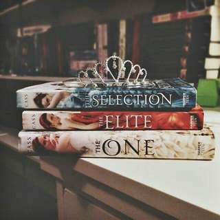 The Selection, The One, The Heir