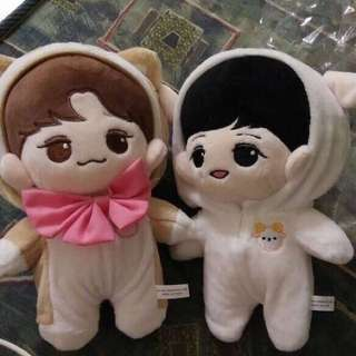 LEXO DOLLS ( Lay & Chen )