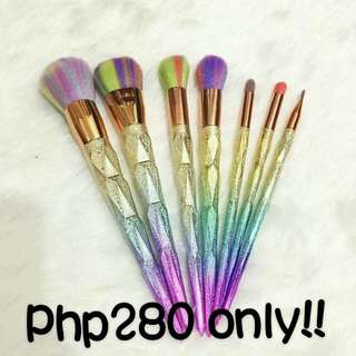 Unicorn brush 7pcs