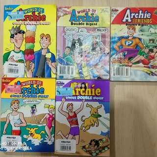 Archie Double Digest Series