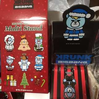 Bigbang 日本Lawson goods 勝利multi stand