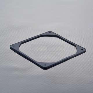 CPU Compuer Fan / Chassis Case Fan Rubber Gasket / Case Fan Anti-Vibrations Mounts Pad for 12cm Fan