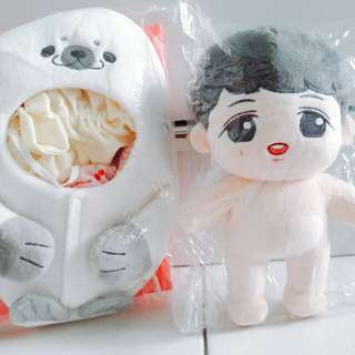 [READY STOCK]EXO LAY DOLL