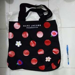 Marc Jacobs 側孭袋 全新 大袋 紅色波點