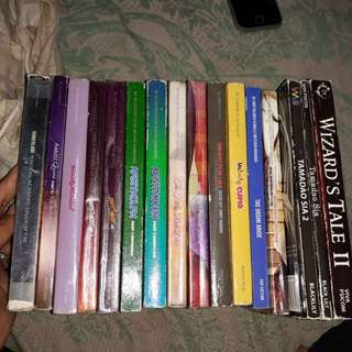 Pop Fiction Books (Wattpad)