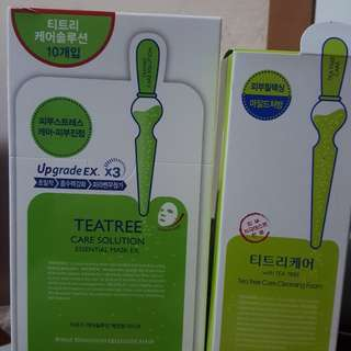 Teatree care solution