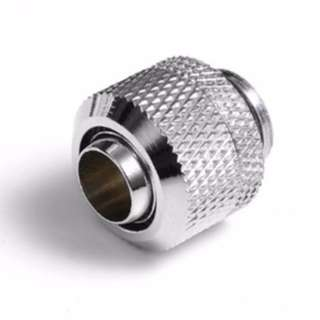 Computer / CPU Custom Water Cooling / Liquid Cooling / Cooler G1/4 Thread Compression Fitting for 9.5mm x 12.7 mm or 3mm Thick Flexible Tube