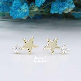 Lucky Star 耳環