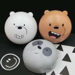 We Bare Bears Contact Lenses Case