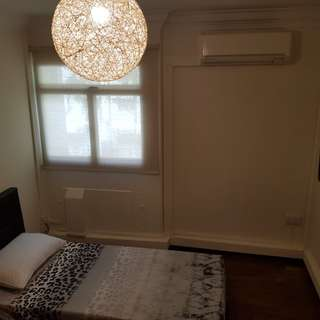 RENOVATED BEDROOM (RENTAL INCL WIFI,UTILITIES,AIRCON) 3MINS WALK TO MRT