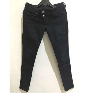 Celana Panjang skinny jeans black