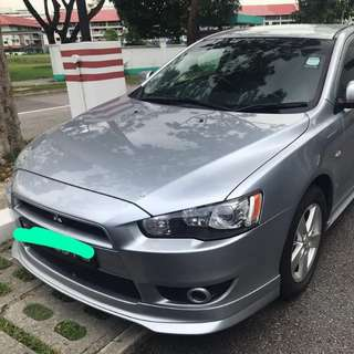 Mitsubishi Lancer Gt 2.0Manual 2008 Fullbodykit