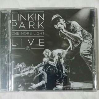[Music Empire] Linkin Park - One More Light Live CD Album