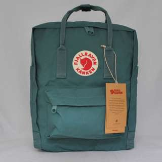 Fjallraven Kanken Forest Green Bag