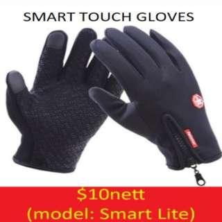 Smart Touch Gloves - Lite
