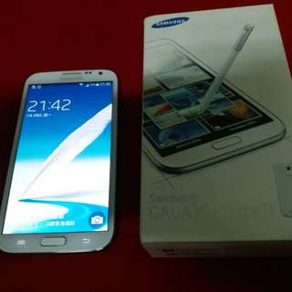 Samsung note2 99new100work