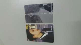 JJP VERSE 2 Jinyoung Photocard